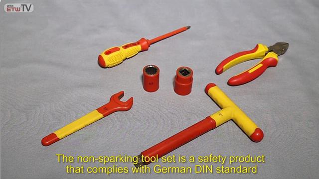 Kit d'outil anti-étincelles